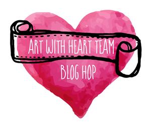 Team Blog Hop Logo 300px wide