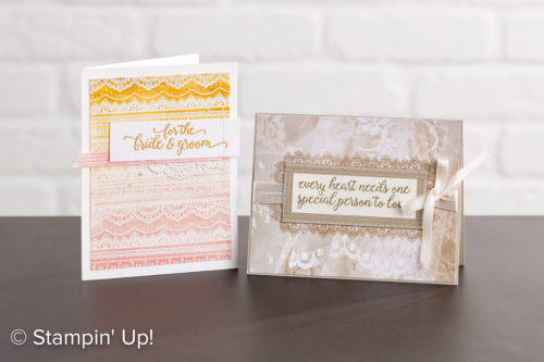 Stampin Up Dellicate Details