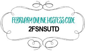 Feb 2017 Hostess Code