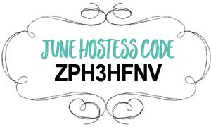 June Hostess Code