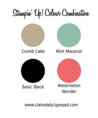 Colour combo thankyou 2
