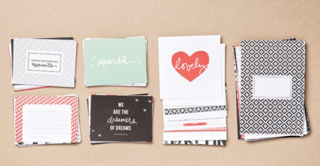 Project Life Moments Like This Stampin Up