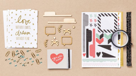 Project Life Moments Like This Accessories Stampin Up