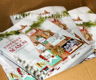 Stampin Up 2015 Holiday Catalogue