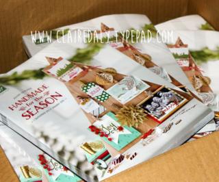 Stampin Up 2015 Holiday Catalogue