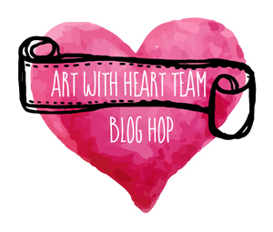 Team Blog Hop Logo 300px wide