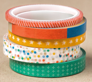 Party animal washi
