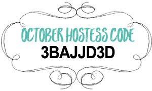 October Hostess Code