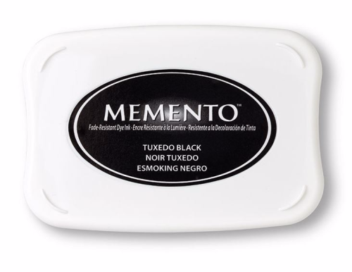 Memento blck ink to use with Stampin' Blends. Available from my online store in Australia.