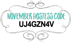 November Hostess Code