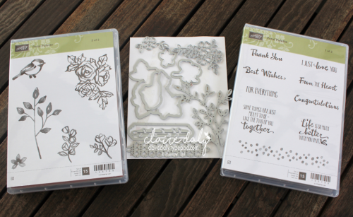Stampin Up Petal Palette Bundle Occasions  2018