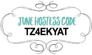 June 2018 Hostess Code