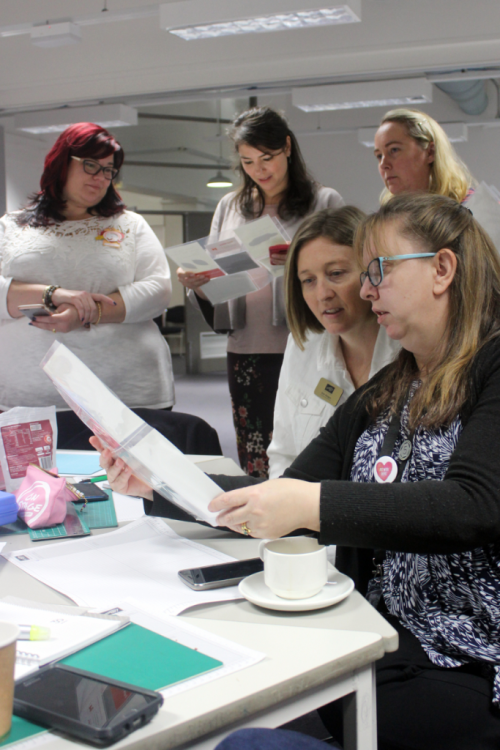 Stampin Up Art With Heart Team Training & Creating Day Melbourne 2018