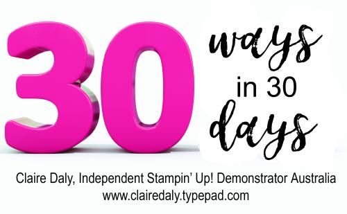 30 for blog