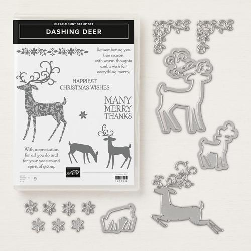 Dashing Deer