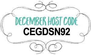 December Host Code 2018
