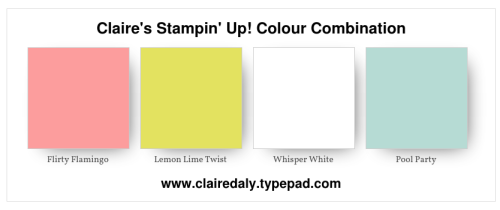 Claire's Stampin' Up! Colour Combination (1)