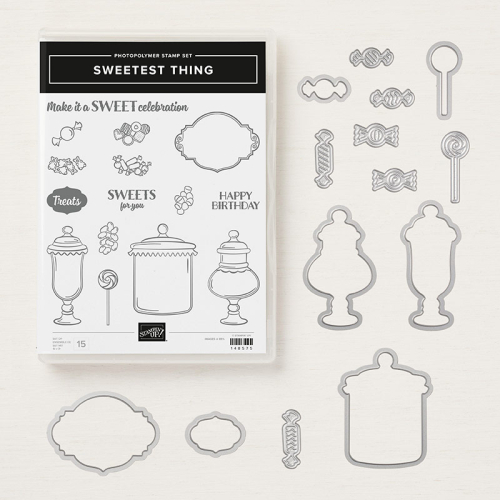 Stampin Up Sweetest Thng Bundle