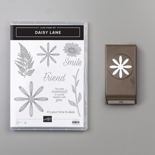 Stampin Up Daisy Lane FREE Tutorials with bundle purchase. Claire Daly, Stampin Up Demonstrator Melbourne Australia