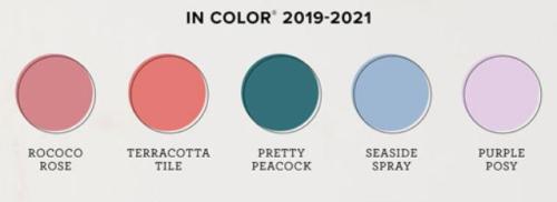 Incolour 2019 to 2021