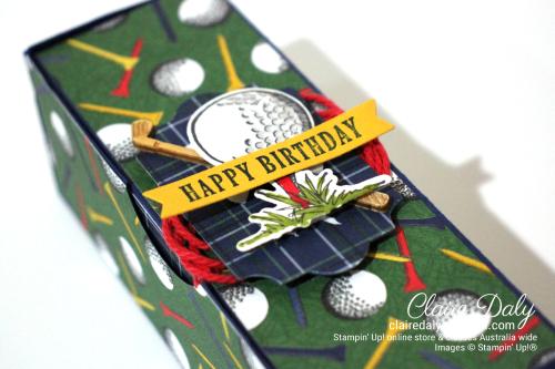 Golf box 2