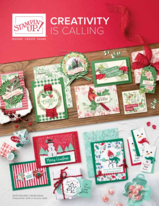 Stampin' Up! 2019 Holiday Catalogue available at clairedaly,typepad.com in Australia.