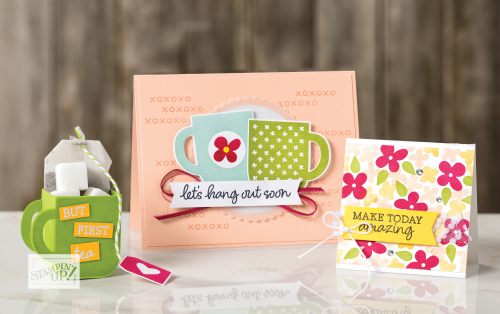 Rise and Shine Stamp Set  Stampin Up