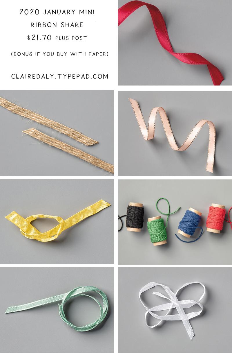 Ribbon Shares 2