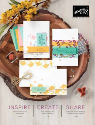 Get FREE Stampin' Up! Catalogues in Australia