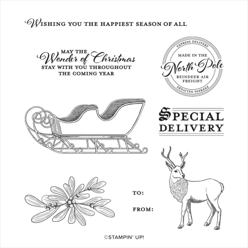 Stampin Up Wishes and Wonder stamp set. 2020 Christmas. Stampin Up. Available in Australia in my online store.