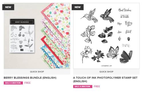 Earn Free 2021 Saleabration Items in Australia