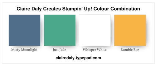 Claire Daly Creates Stampin' Up! Colour Combination (5)