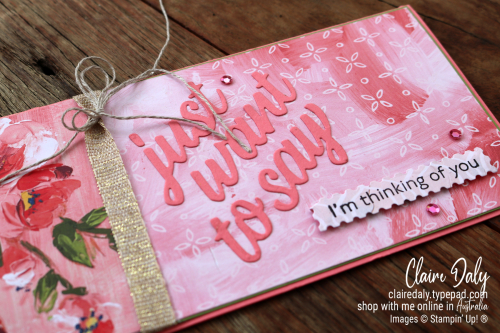 Stampin Up Art Gallery Bundle 2021 cards by Claire daly, Stampin' Up! Demonstrator, Melbourne Australia