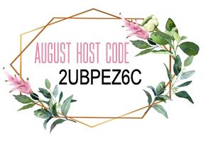 August 2021 Host Code