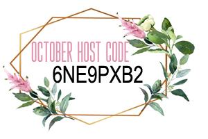 October Host Code