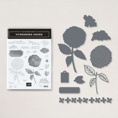 Stampin Up Hydrangea Haven bundle available from Claire Daly, Stampin Up Demonstrator, Melbourne Australia