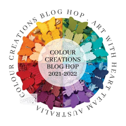 Colour Creations 2021 to 2022 logo