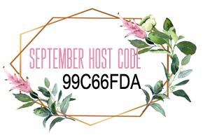 September Host Code