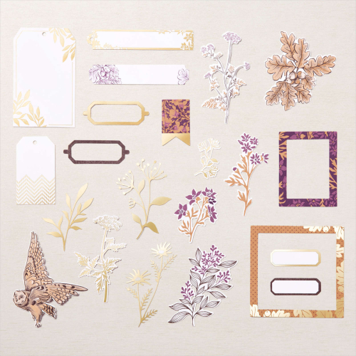 Stampin Up Blackberry Beauty Ephemera Pack, available in Australia from Claire Daly, Stampin' Up! Demonstrator Melbourne Australia
