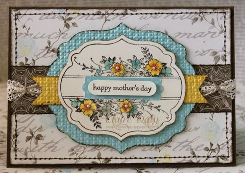 Apothecary mothers day